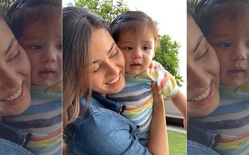 Shahid Kapoor-Mira Rajput's Son Zain Turns 2; Elated Mother Shares Son's Obsession With Car Is 'Two' Real
