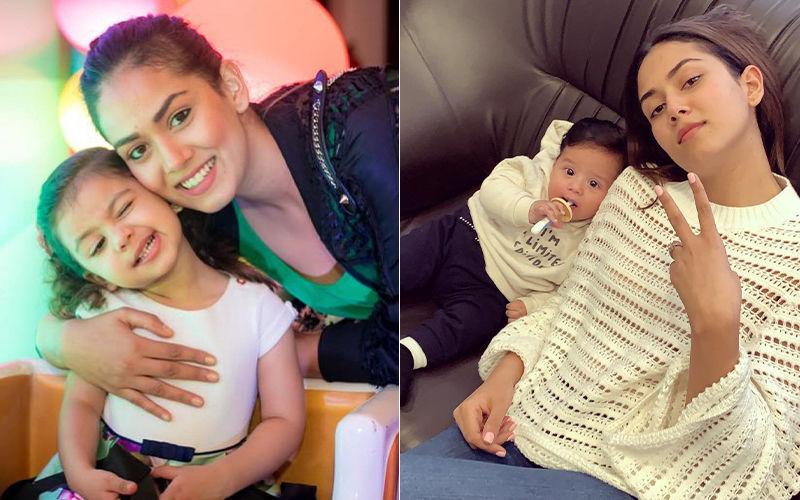 Mira Rajput Posts Misha And Zain's 'Sharing And Caring' Moment