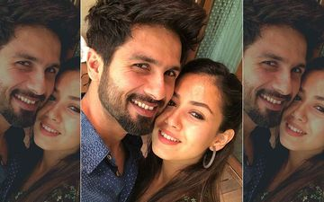 Mira Rajput Posts An UNSEEN Picture From Her Wedding With Shahid Kapoor That Has A Coronavirus Connect; Jokes '50 People Before It Was A Rule'