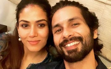 Mira Rajput Shares Screenshot Of Her Kid's Chat With Dad Shahid Kapoor; Reveals Cute Nickname For Actor