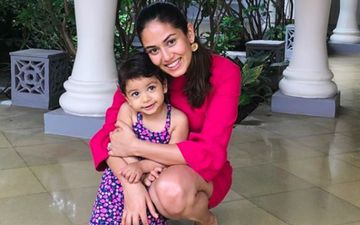 Happy Birthday Misha Kapoor: Shahid Kapoor's Wife Mira Rajput Finds A Sassy Photographer In Little Daughter Misha And Must Say, She's A Natural
