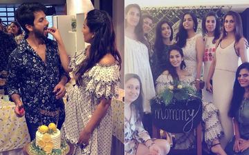 फिर हुई शाहिद कपूर की पत्नी मीरा की गोद भराई, देखिये फंक्शन के inside pics
