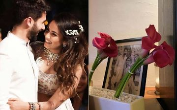 Valentine's Day 2020: Shahid Kapoor- Mira Rajput's Romantic Day Is All About Flowers And Fairy Lights-PICS INSIDE