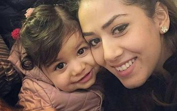 Mira Rajput Enjoys Math And Snacks With Her Kids To Get Over Coronavirus Boredom; Misha Catches Her 'Eating The Math Game'