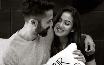 Shahid Kapoor's Monochromatic Pic Leaves Netizens Swooning, Mira Rajput Shares A Post-Workout Snap; Whose Selfie Game Is On Point?