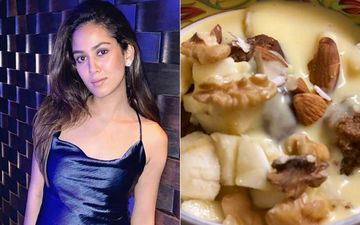 Mira Rajput Gives A Peek Into Her Yummy Evening Snack And It Will Surely Help You Gain Weight During Coronavirus Lockdown
