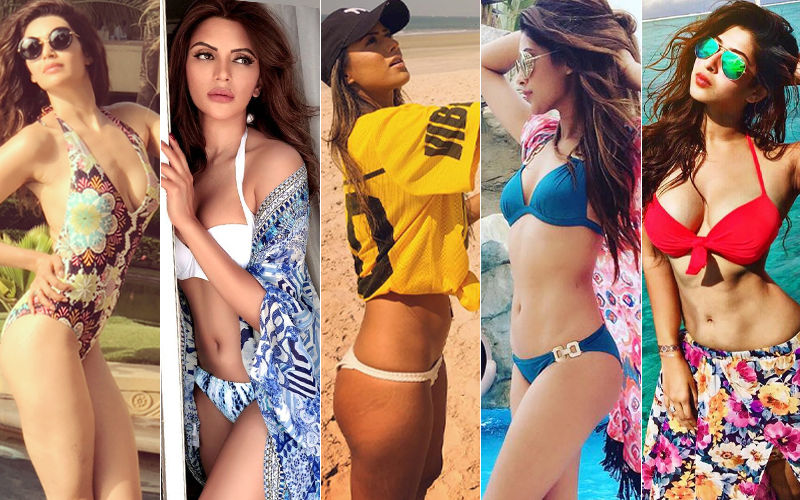 Karishma Tanna, Shama Sikander, Nia Sharma, Lopamudra Raut, Sonarika Bhadoria: Mirror Mirror On The Wall, Who's The Sexiest Of Them All?