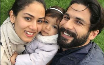 Daughter's Day 2020: Shahid Kapoor's Wife Mira Rajput Writes An Endearing Note For Misha: 'Hope We Continue To Trouble Your Pops'