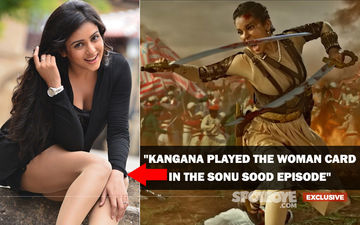 "Mishti Chakravarty Slams Kangana Ranaut On Manikarnika, ""Where's My Role? Wouldn't Have Done It If I Knew She'd Direct"""