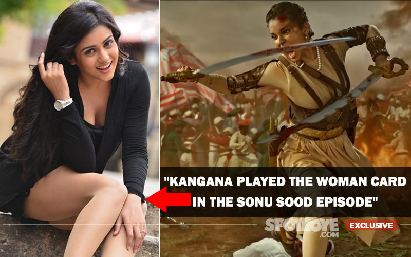 "Mishti Chakravarty Slams Kangana Ranaut On Manikarnika, ""Where's My Role? Wouldn't Have Done It If I Knew She'd Direct"""