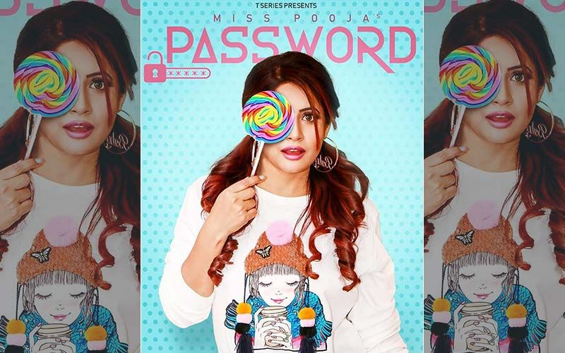 Miss Pooja Announces New Release Date Of Her Upcoming Song 'Password'