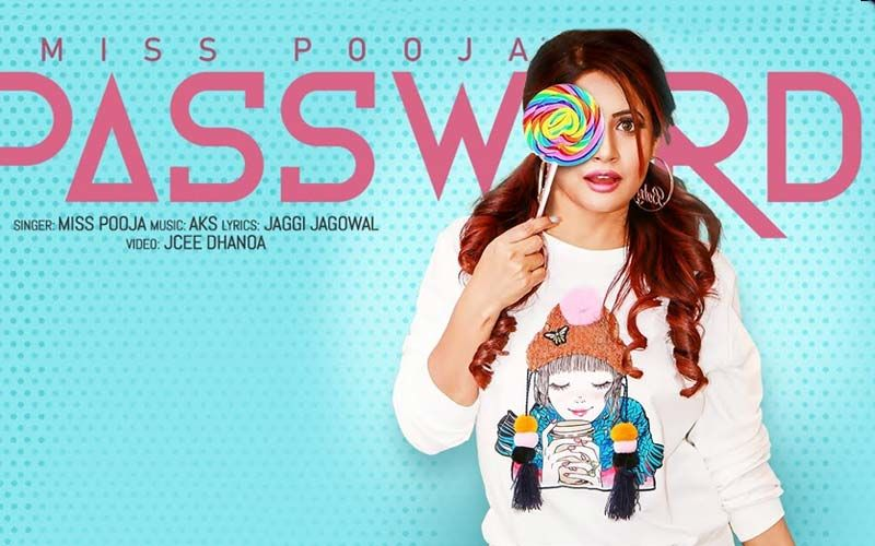 Miss Pooja's Latest Track 'Password' Will Make You Groove