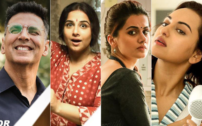 Mission Mangal Second Trailer Released: Akshay, Taapsee, Vidya, Sonakshi Strive To Achieve The Extraordinary