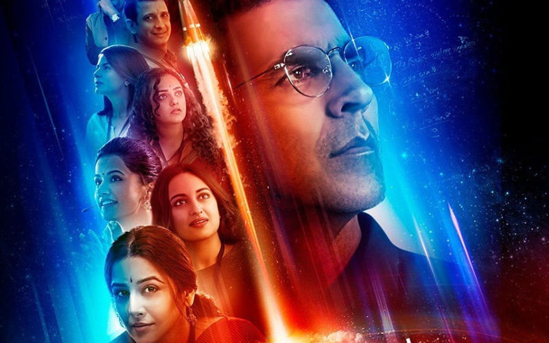 Mission Mangal Audience LIVE Review: Netizens Call Akshay, Taapsee, Sonakshi, Vidya Starrer The Best 'Patriotic' Film Ever