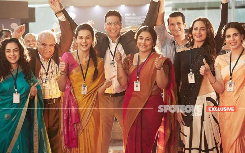 Mission Mangal Box-Office Early Prediction: Akshay Kumar, Vidya Balan, And Taapsee Pannu Starrer Likely To Collect Rs 23-25 Cr
