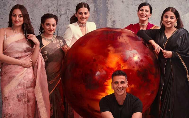 Mission Mangal Box-Office Collections Day 2: Akshay Kumar, Vidya Balan, Sonakshi Sinha Starrer Inches Closer To The 50 Crore Mark