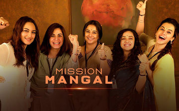 Mission Mangal Promo: Akshay Kumar Talks About Fearless And Inspiring Women Of ISRO - Vidya, Taapsee, Kirti, Sonakshi, Nithya