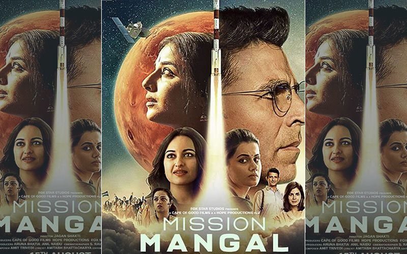 Akshay Kumar, Vidya Balan & Taapsee Pannu's Mission Mangal To Premier In Australia At The Indian Film Festival Of Melbourne