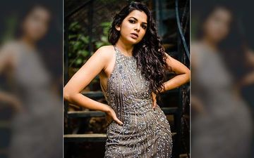 Mitali Mayekar Looks Scintillatingly Hot In Her Body-Hugging Shimmering Gown