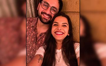 Blissfully Happy Siddharth Chandekar And Mitali Mayekar Enjoy The Honeymoon