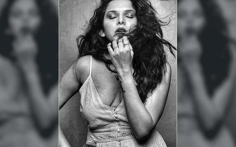 Mitali Mayekar Is In Her Panache With This Sensuous Monochrome Photoshoot