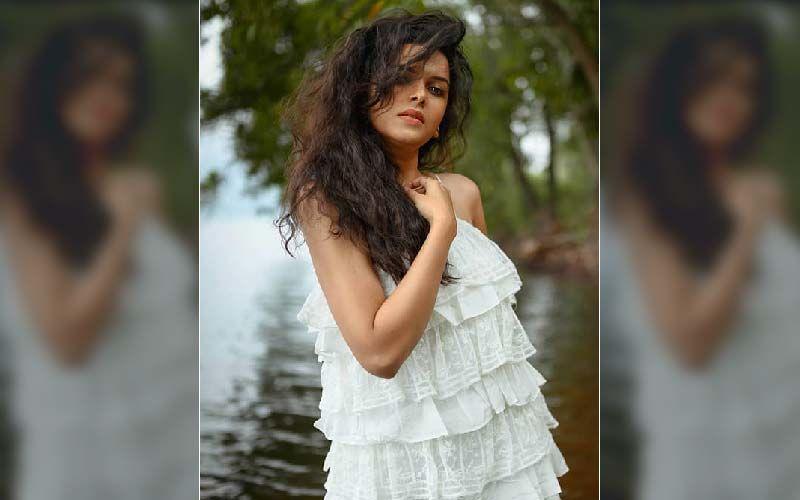 Mitali Mayekar's Revealing Hot Mini Dress Gives Away Her Smouldering Hotness