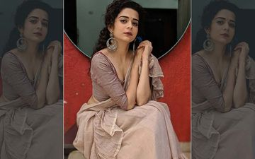 Mithila Palkar's Hot New Saree Look Is Raising Temperatures