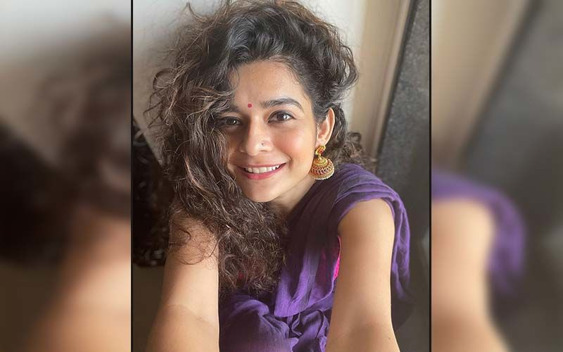 Mithila Palkar Sways Her Hips To The Recent Instagram Reel Trend