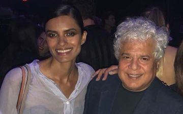 Model Lakshmi Menon Expecting Her First Child With 56-Year-Old Husband Suhel Seth