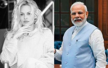 Former Bigg Boss Contestant Pamela Anderson Pens A Letter To PM Modi, Urges Him To Promote Veganism