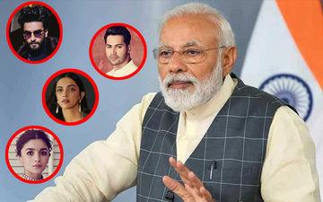PM मोदी ने रणवीर सिंह, दीपिका पादुकोण, आलिया भट्ट और कई बॉलीवुड हस्तियों से  कहा- वोट करने के लिए अपना टाइम आ गया है