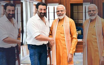 PM Modi Roots For Sunny Deol's Victory In Lok Sabha 2019 Polls