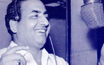 Remembering Mohammed Rafi: Here Are The Legend's Top 10 Soulful Melodies