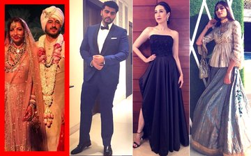 Mohit Marwah Is Now MARRIED; Arjun, Karisma, Athiya BURN THE DANCE FLOOR