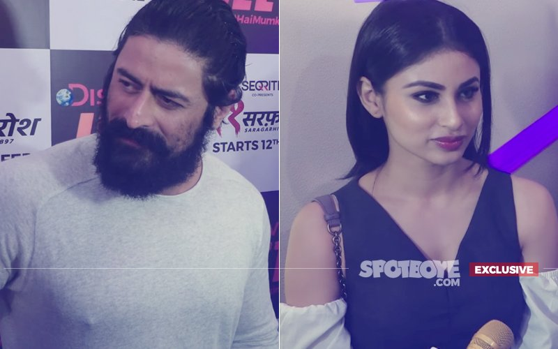 VIDEO: Why Did Mohit Raina WALK OUT Leaving Mouni Roy Behind?