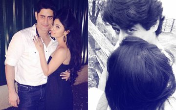 Is This Mouni Roy Or A New Girl Has Entered Mohit Raina's Life?