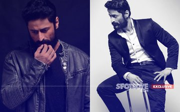REVEALED: Here's Why Mohit Raina Is Sporting A Rugged Look