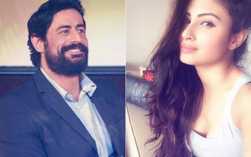 VIDEO: Mohit Raina BLUSHES On Girlfriend Mouni Roy's Name...