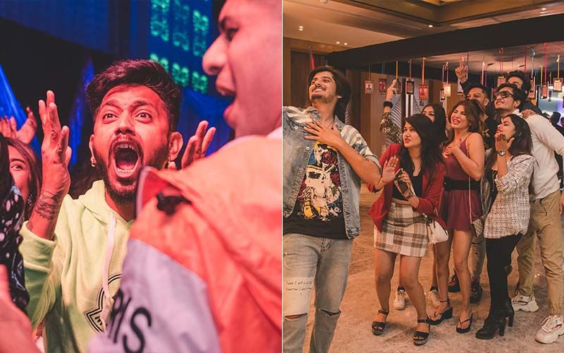 MOJ Celebrates Its Success With Top Content Creators Like Junaid Malik, Abraz Khan, Divya Upadhyay; Hosts A Party On A Cruise Liner In Goa