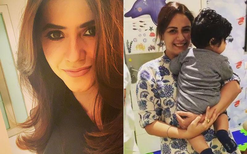 Does Ekta Kapoor's Son Ravie Look Like Her? Ekta's BFF Mona Singh Answers