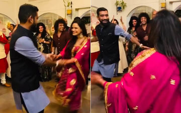 Mona Singh Shows Off Her Sexy Moves With Hubby Shyam Rajgopalan At An Intimate Sangeet Ceremony: Video