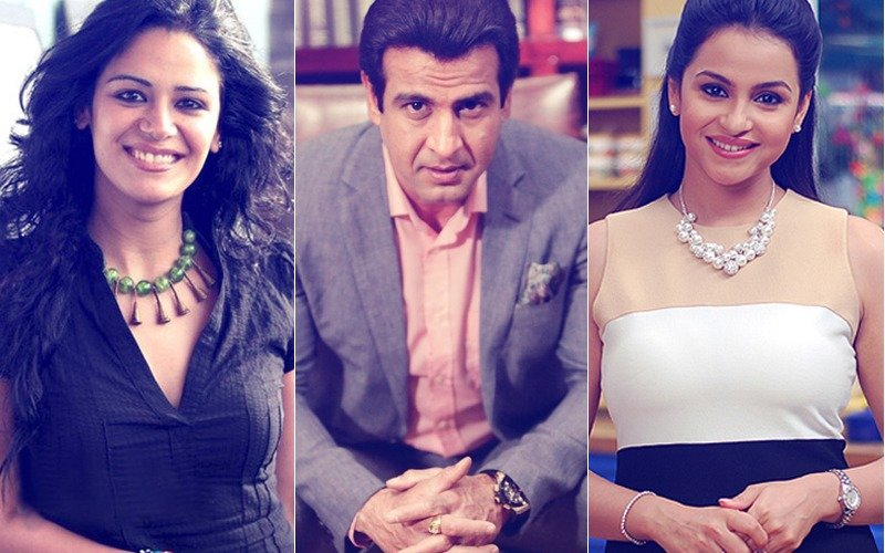 Kehne Ko Humsafar Hain's Ronit Roy, Mona Singh And Gurdeep