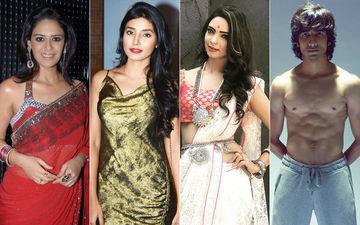 Mona Singh, Harshita Gaur, Pooja Banerjee And Shantanu Maheshwari Reveal Their Idea Of A Holi Day