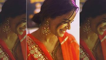 Mona Singh's Wedding Ceremony: First Look Of The Actress In Her Bridal Avatar Is Out And It's Gorgeous – Pic Inside