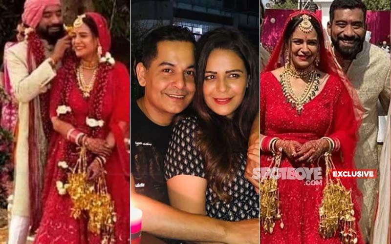 Mona Singh S Husband Shyam Rajgopalan S Daughter S First Picture So Adorbs Isn T It Mona singh belongs to a punjabi family. mona singh s husband shyam rajgopalan s