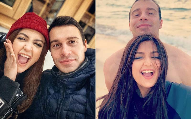 Monali Thakur Reveals She Secretly MARRIED Maik Richter In 2017: 'This Will Come As A Shock, None Of My Industry Friends Were Aware Or Invited'