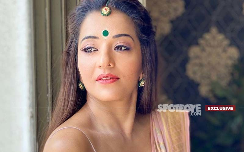 Namak Issk Ka Shoot Comes To A Halt After Actress Monalisa Tests Positive For COVID-19- EXCLUSIVE