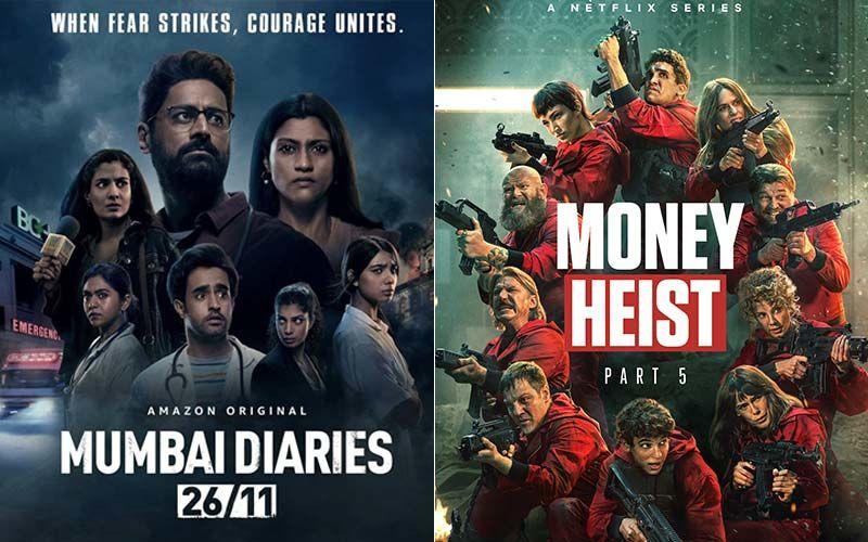 From Mumbai Diaries 26/11 To Money Heist Season 5, Here Are Five OTT Releases In September Worth Watching