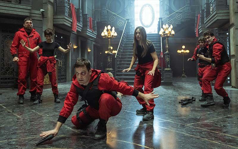 Money Heist: Netflix Unveils The Explosive First Images Of Part 5 Of La Casa De Papel