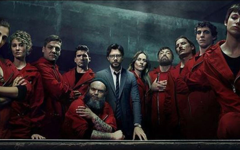 Money Heist Season 3 Is Now Streaming On Netflix  And The Heist Is Bigger And Better This Time Around!